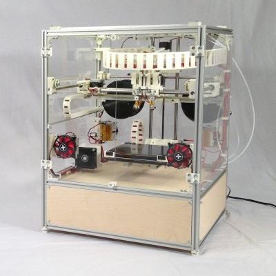 Kühling & Kühling RepRap Industrial 3D Printer