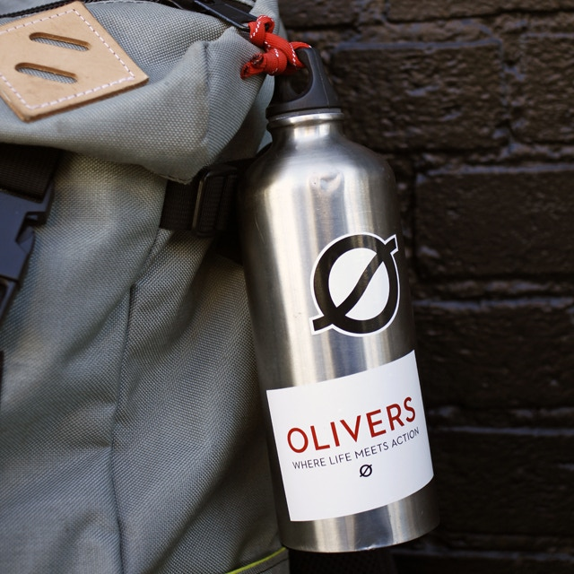 OLIVERS Stickers