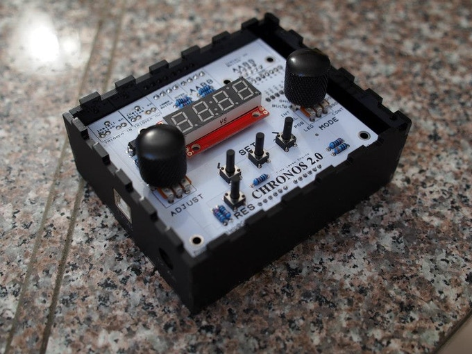 Chronocontroller Ver 3 open