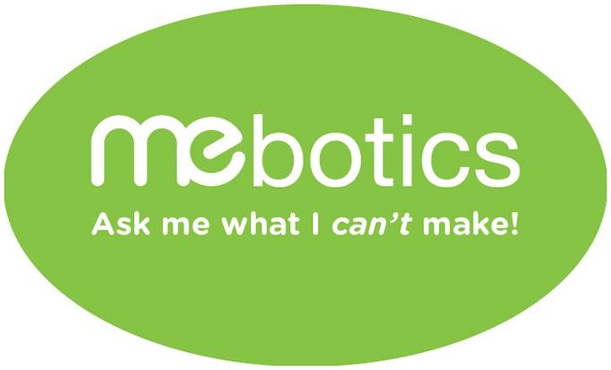 Mebotics Sticker