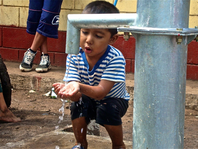 Clean Water is a crucial building block for any society, think about it. We are passionate about providing clean water for those in need by drilling clean water wells in Central America with a portion of our profits.