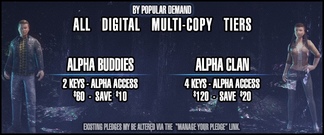 Added New Multi-pack Pledges