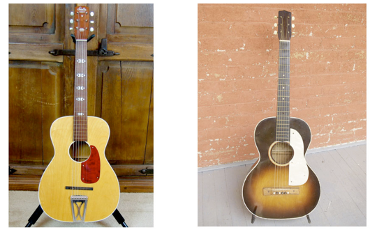 (these are samples, actual guitars may differ slightly)