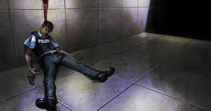 Scene Concept (The Death of Officer Erik Reichenberg)