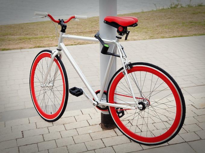 Locking Bike 2