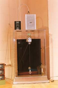 Linear Pendulum Experiment