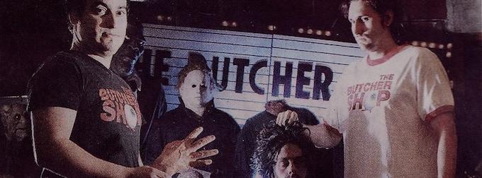 The Butchershop: Carlos Henriques (L) and Ryan Louagie (R)