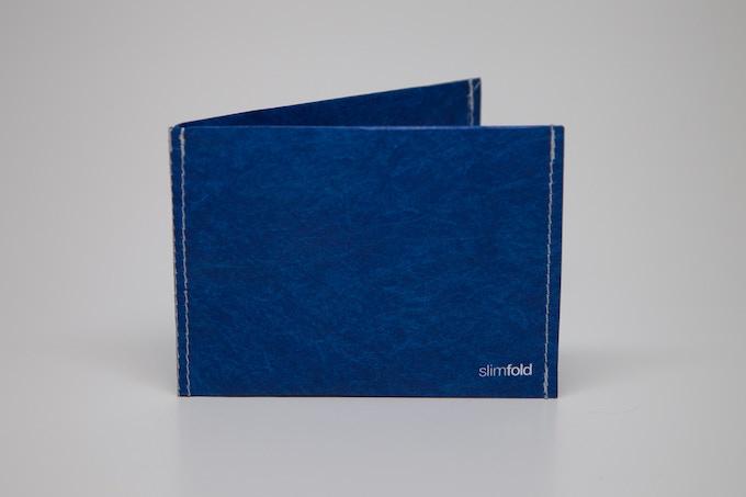 Blue w/White Stitching