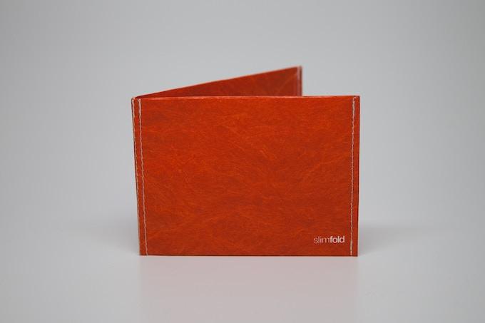 Orange w/White Stitching