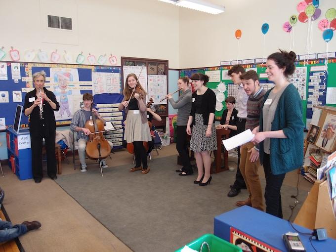 Mather School Concerts By Winsor Music Kickstarter