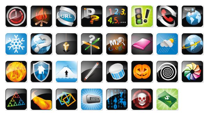 AppsAmuck 31 App Icons