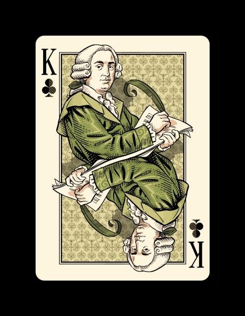 Carlo Goldoni - King of Clubs