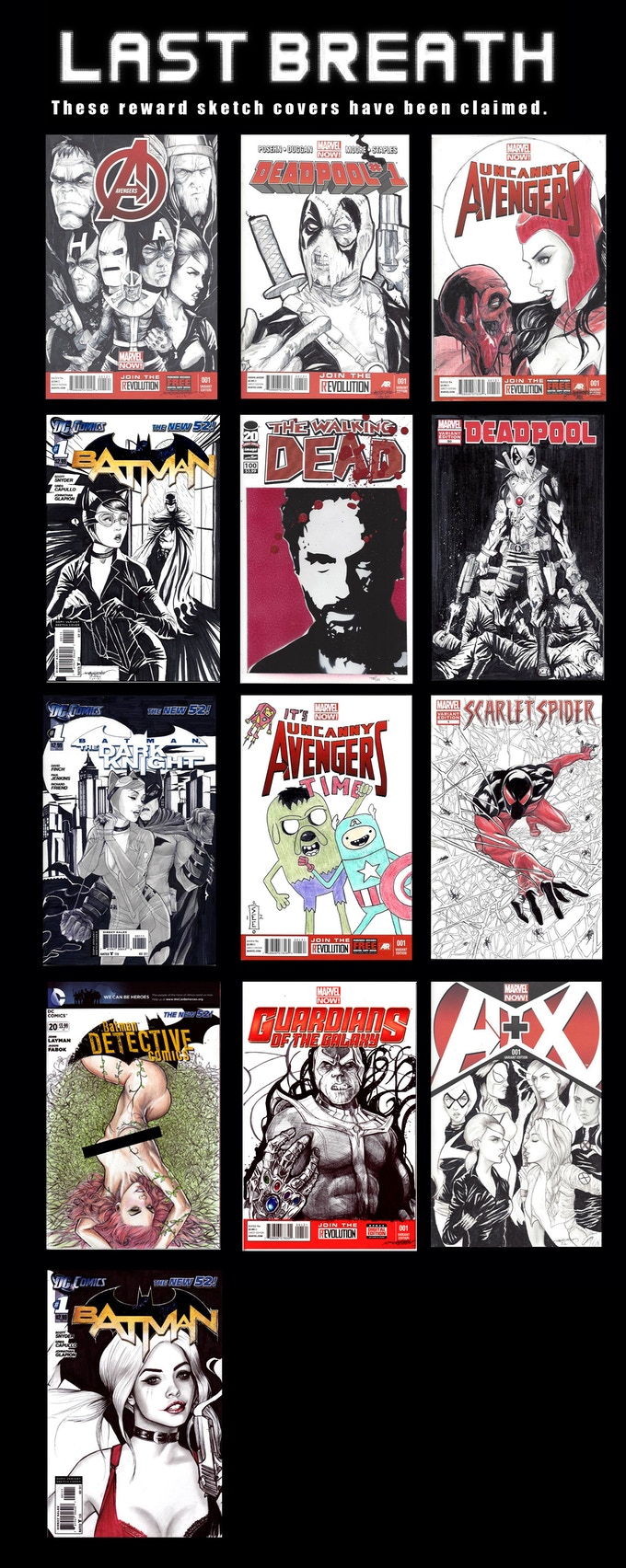 These sketch cover rewards have all been claimed.