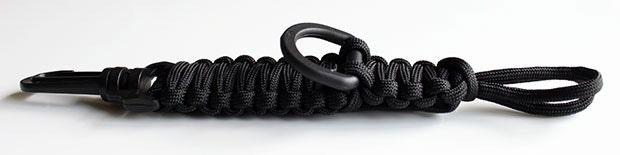 Additional 8 Feet of Paracord for the ADVENTURE EDITIONS