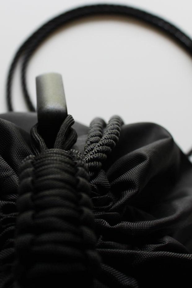 All Black - ORSO AMERICANO - Cobra Weave