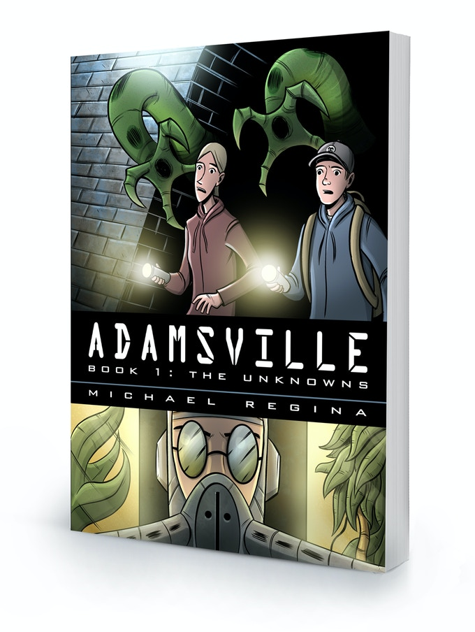 Adamsville Book 1