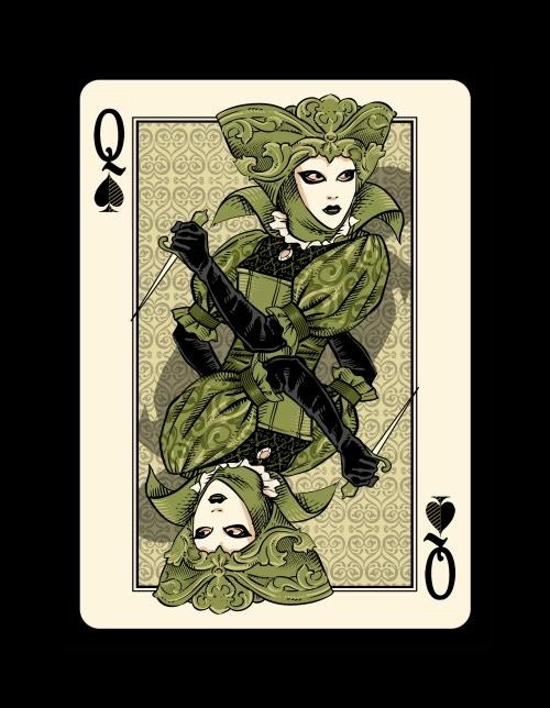 Queen of Spades - L' assassina