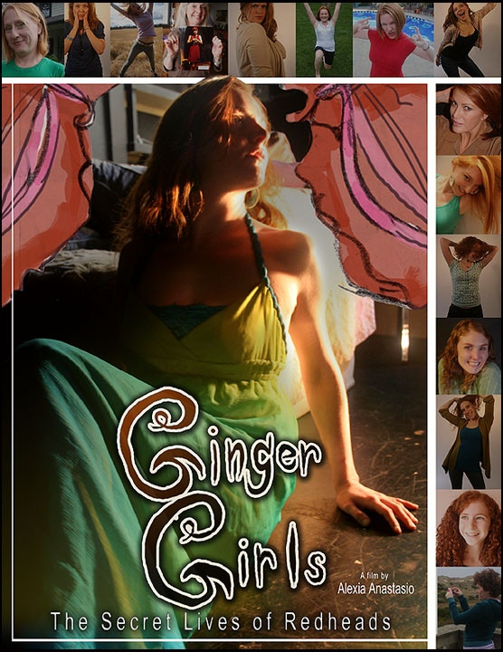 Ginger Girls: Redhead Documentary Wrap-Up Campaign By