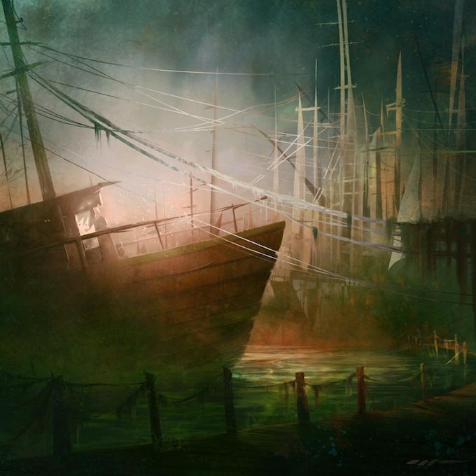 Kotzas Marina by Tommy Arnold