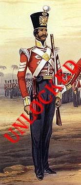 Bengal/Bombay Native Infantry