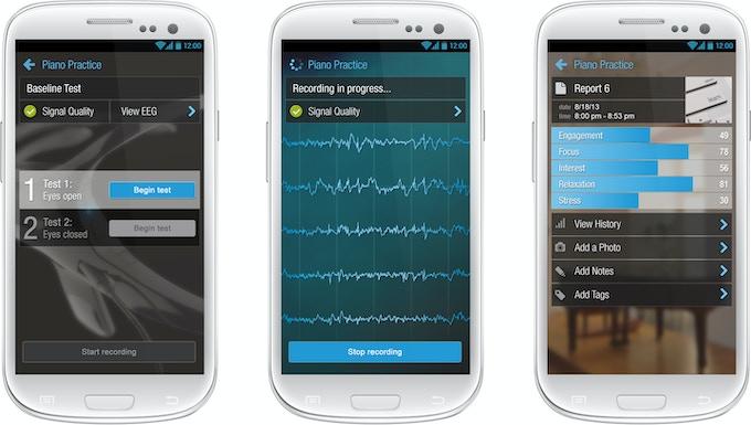 Emotiv Insight Mobile App (Android/iOS)