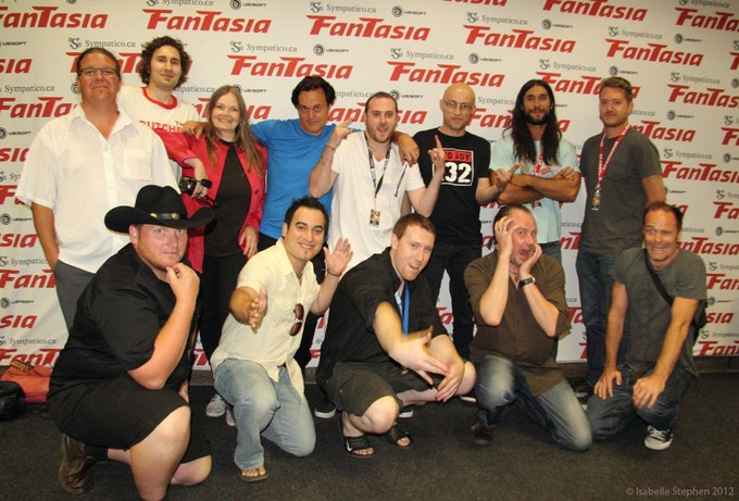 The FAMILIAR team at Fantasia 2012