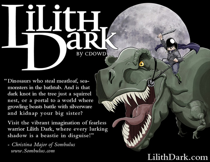 49 Best Images About Freque Magazine Vol 3 On Pinterest: Lilith Dark And The Beastie Tree: A Graphic Novel By