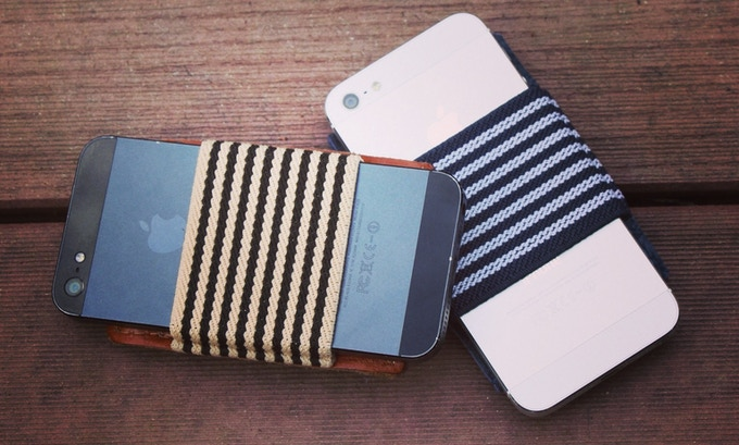 Smart phone, meet smart Wallet.