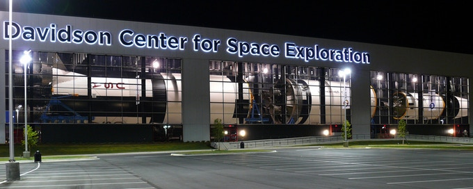 Saturn V Moon Rocket, U.S. Space & Rocket Center, Huntsville, Alabama