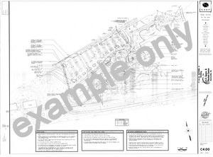 Sample engineering drawings