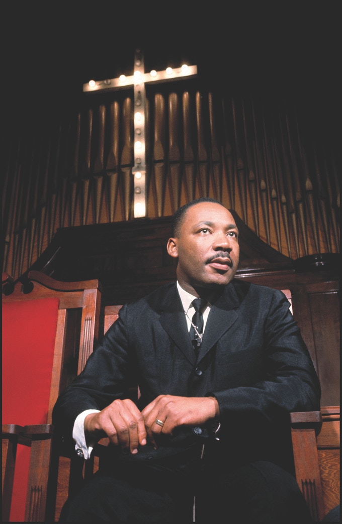 Brown Chapel, Selma - 3 March 1965