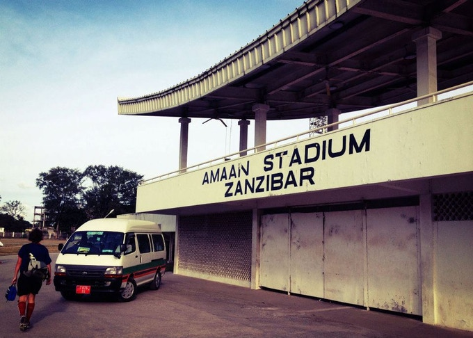 Amani Stadium, Zanzibar