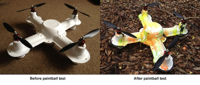 Game of Drones - The World's Toughest Drone Airframe  by