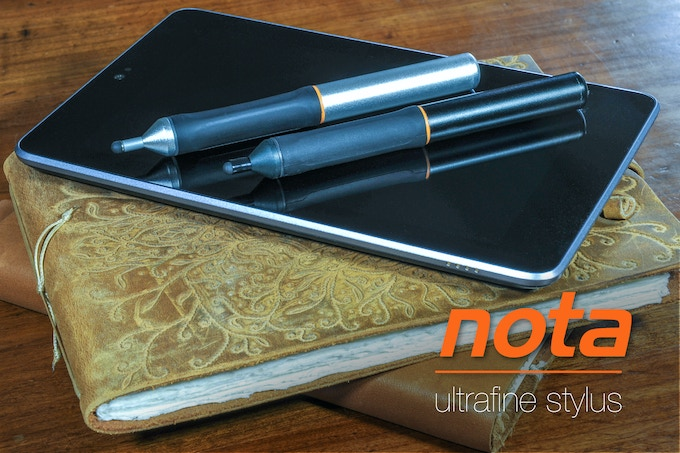Nota Fine Point Stylus for Android tablets and iPads
