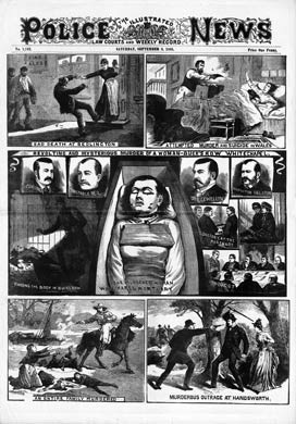 Just who was Jack the Ripper, and what madness drove him?