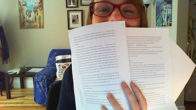 Copy-editing draft - the real book will look like a REAL BOOK