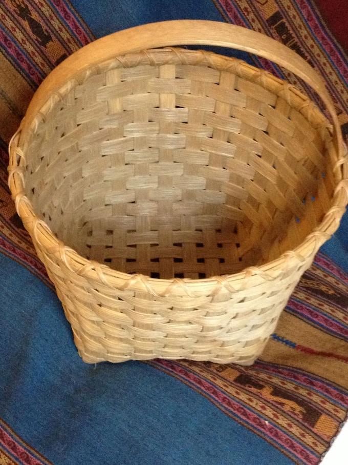 One of my Williamsburg Baskets