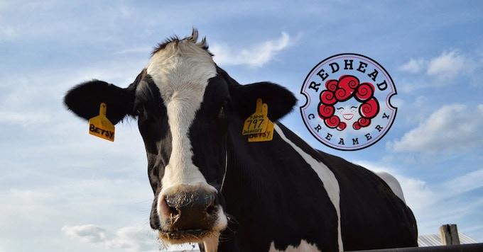 Betsy loves life at Jer-Lindy Farms