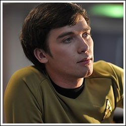 Wyatt Lenhart as Mr. Chekov