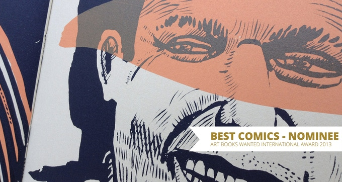 Heavens + Humans - nominated for Best Comics at 2013 Art Books Wanted