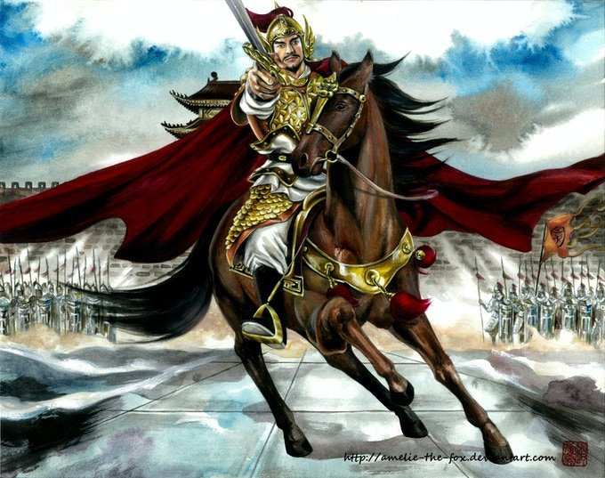 Yuan Shao: Lord of the Northern Horse Brigades