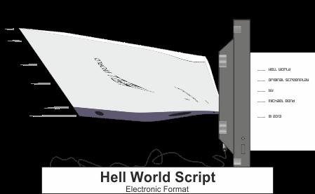 Script in PDF