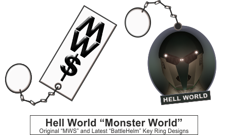 Key (ring) to Hell World