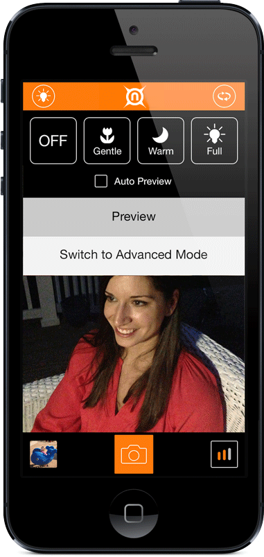 Nova: the wireless flash for better iPhone & Android photos by Joe