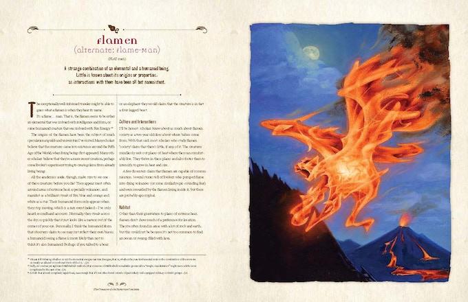 Flamen   (Artist: Rob Rey)