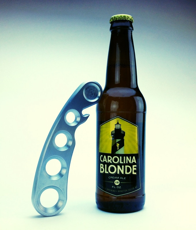 strong like bull bottle opener by brian conti kickstarter. Black Bedroom Furniture Sets. Home Design Ideas