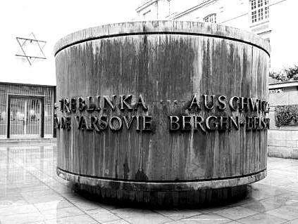 Shoah Memorial Museum, Paris