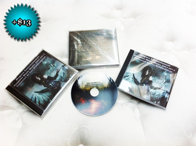 MUSIC CD: $13.  Megara Entertainment Complete Musical Works 2007-2012 (link below this text) includes material from our app for The Keep of the Lich-Lord.  Why should you care?  Jamie Thomson (and Dave Morris) wrote the book.