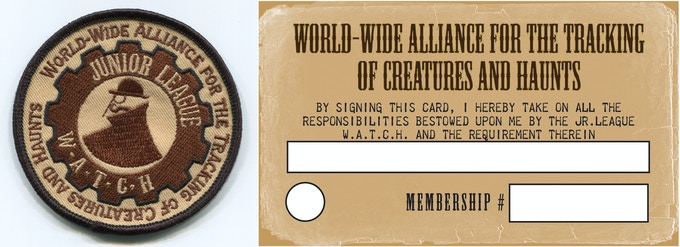 Jr. League W.A.T.C.H. (World-Wide Alliance for the Tracking of Creatures and Haunts)