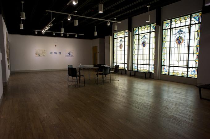 Tiffany Gallery Arlington Art Center